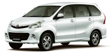New Toyota Avanza G